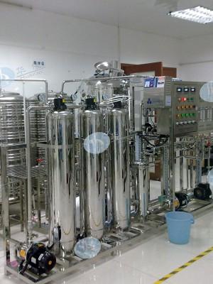 济南日报社水处理设备