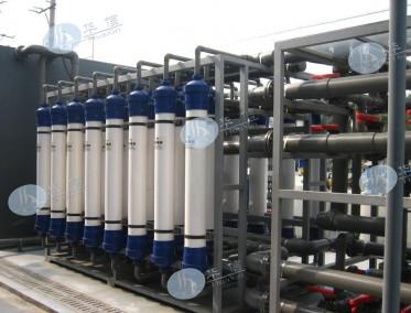 长治潞安煤矿集团水处理设备
