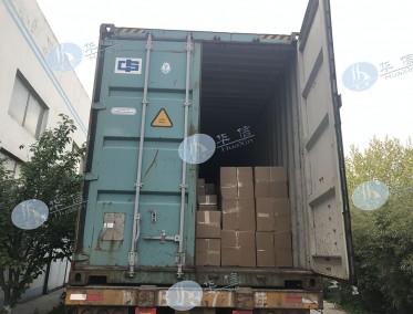 缅甸设备发货